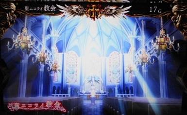 十字架3聖ニコライ教会ステージステージ