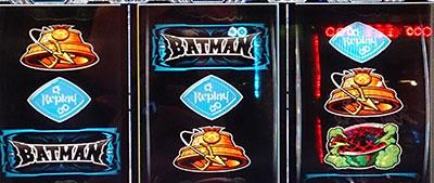 バットマンMB出目