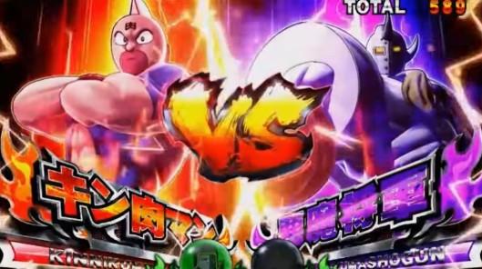 キン肉マン-夢の超人タッグ編-悪魔将軍バトル