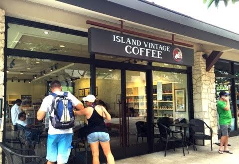 アウラニディズニーリゾート-アイランドヴィンテージコーヒー