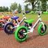 2歳児にバランスバイク(GRAPHIS GR-BABY)を購入!レビューや乗り心地について