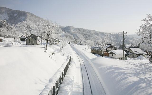 雪国という田舎