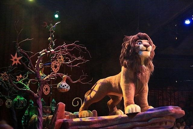 フェスティバルオブザライオンキング