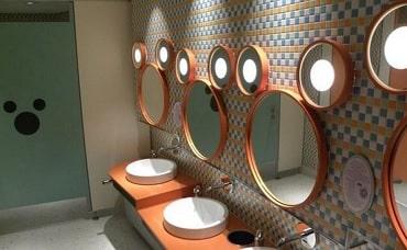 ディズニートイレ