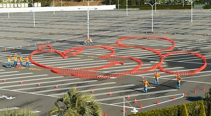 ディズニー駐車場