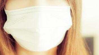 コロナウィルスにマスク