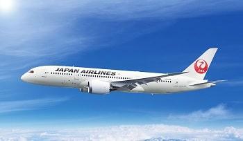 航空会社JAL
