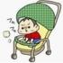 【外出時】赤ちゃんの熱中症対策(抱っこ紐、ベビーカー)