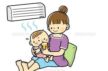 赤ちゃん熱中症