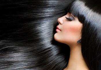美しい髪の毛