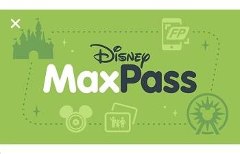 ディズニーMaxPass